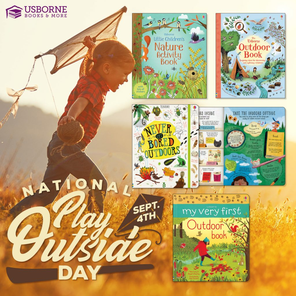 National Play Outside Day