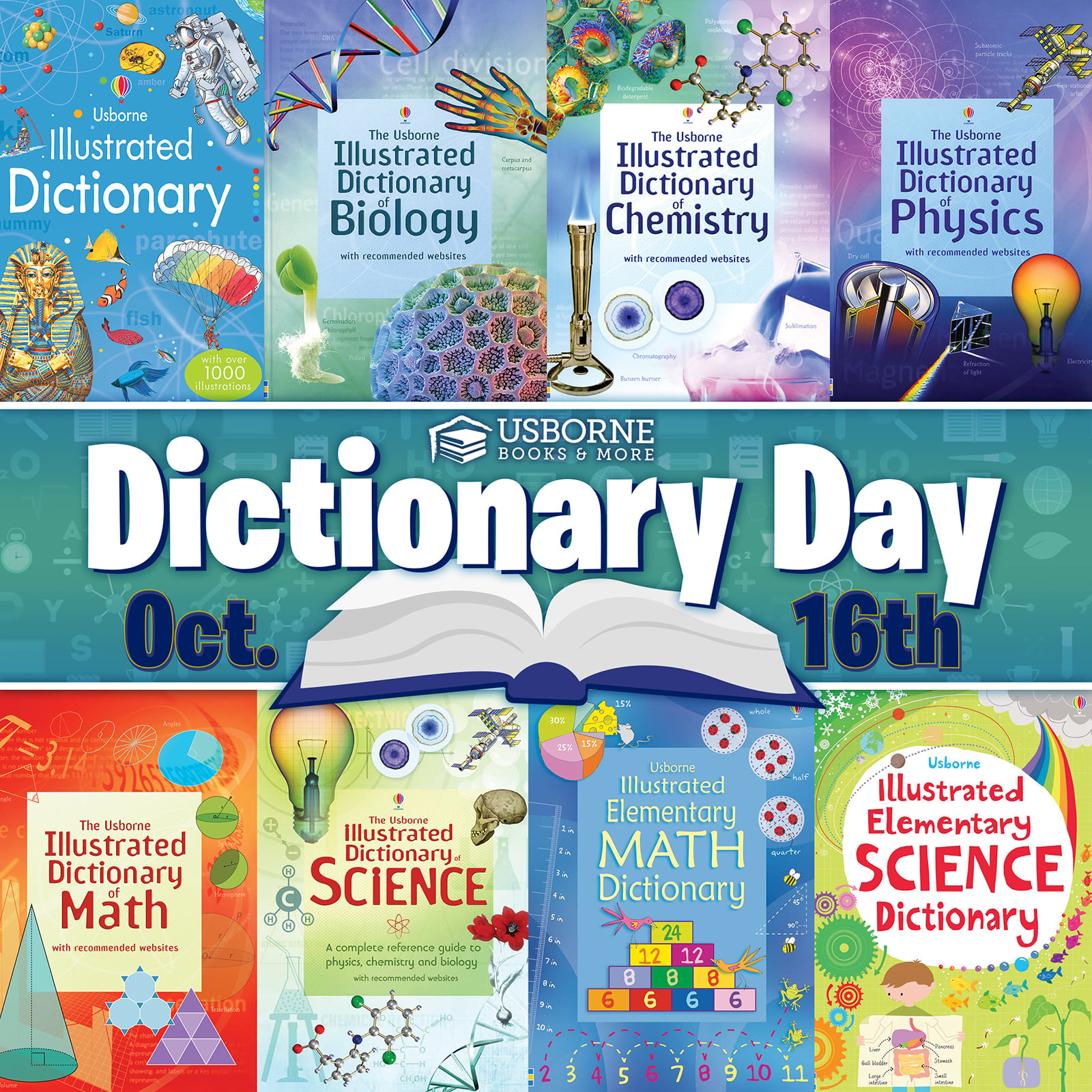 Dictionary Day ~ October 16