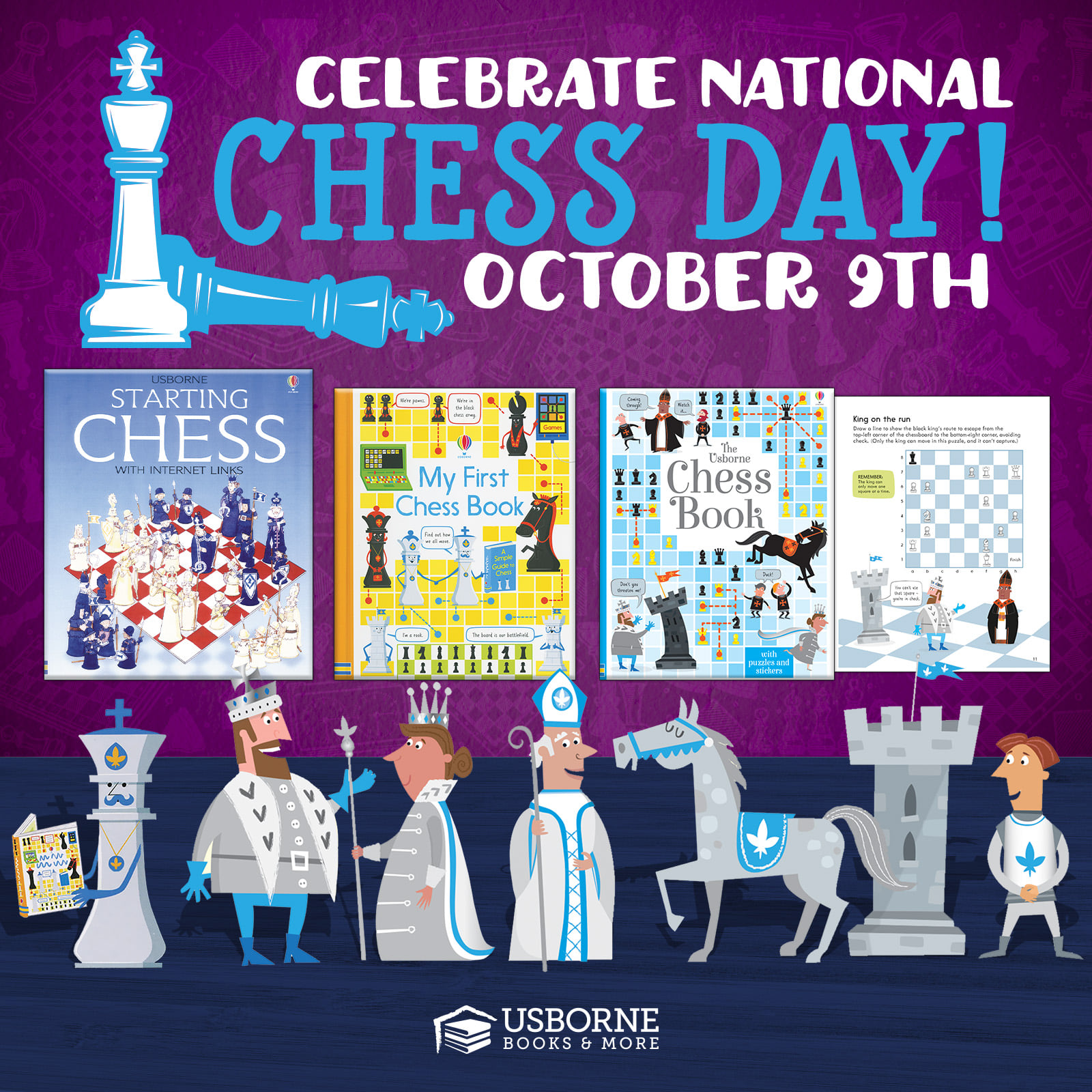 National Chess Day ~ October 9